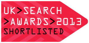 UK Search Awards Finalists