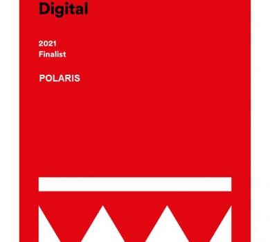 Polaris Nominated Twice atThe Drum Recommends Awards for Digital 2021!