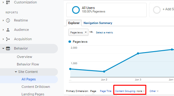 SEO Agency Analytics Behavior Snippet